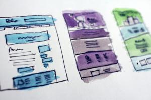 Comment faire le contenu d'un site web