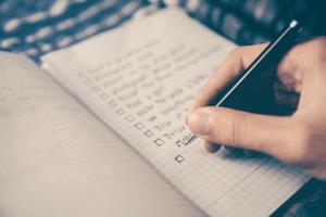 To do list - les essentiels pour structurer sa stratégie de communication