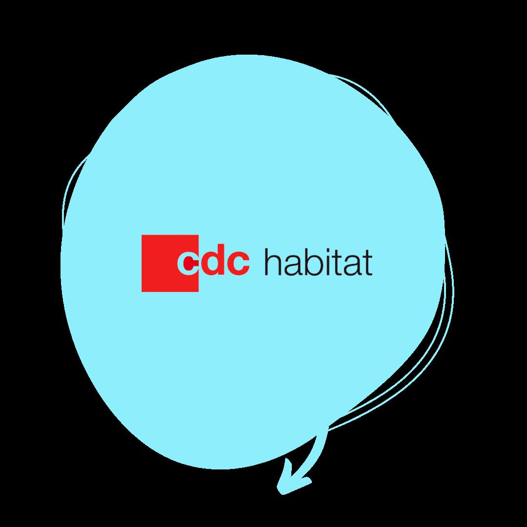 Mes références Florine Michalak freelance chargée communication CDC habitat