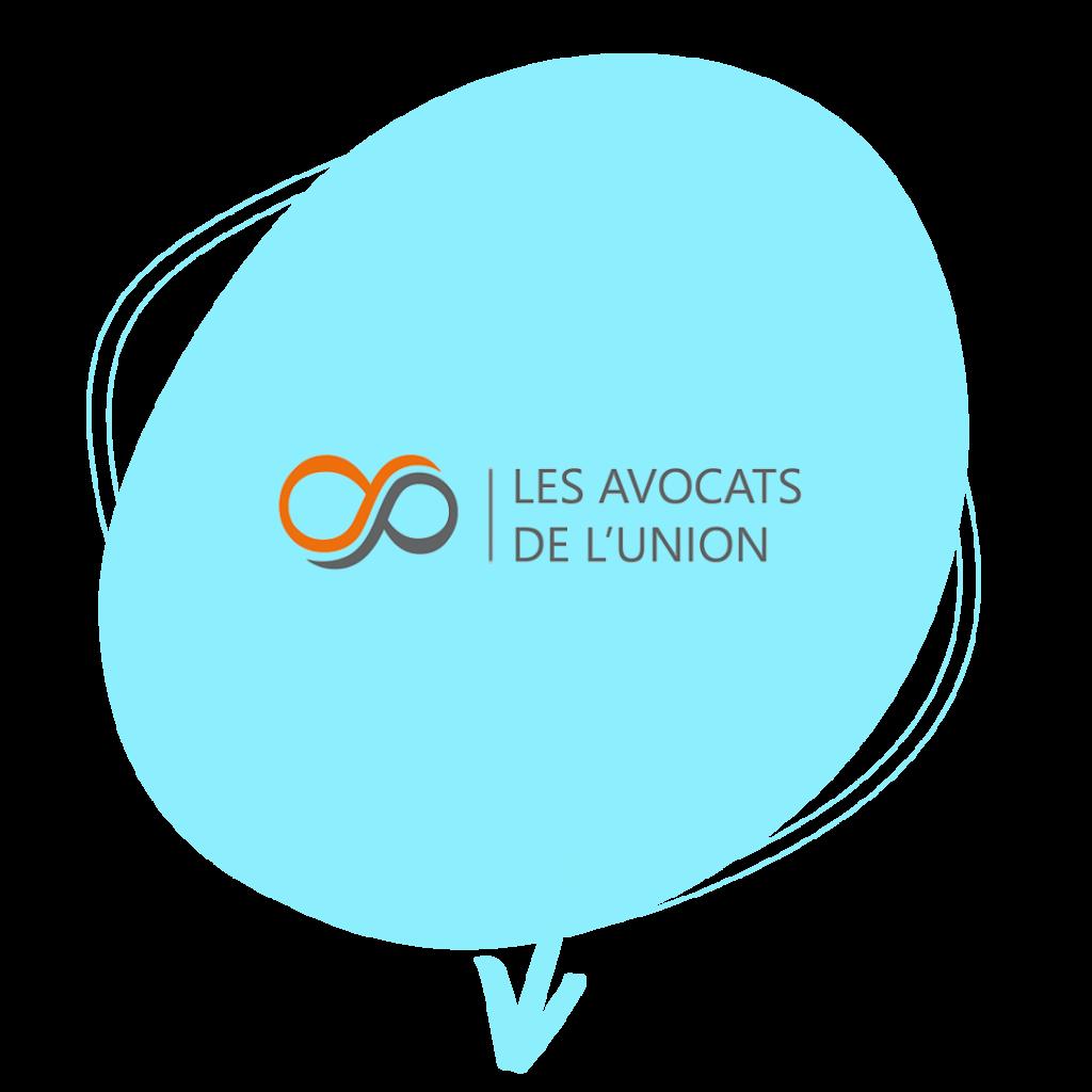 Mes références Florine Michalak freelance Les Avocats de l'Union Conception Graphique