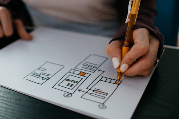 5 étapes pour construire un site web